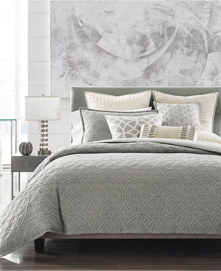 Hotel Collection Connections King Duvet Cover - $249.99