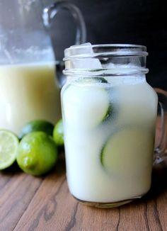 Limonada brasileña