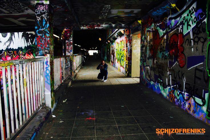 https://flic.kr/p/KYVLjD   Leake Street London SE1 - Graffiti tunnel (credit…