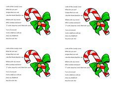 Here is a popular poem about the Christmas candy cane and how it can remind us of the Gospel. I have seen this used alongside the legend of the candy cane, but I think it's better to leave th…