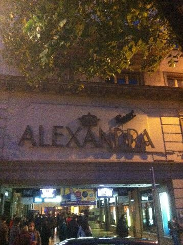 Alexandra-movie theatre