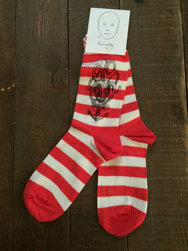• Pomely Socks • Socks • Now available at Click on the Photo
