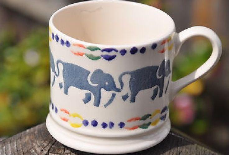 Emma Bridgewater Elephants Baby Mug