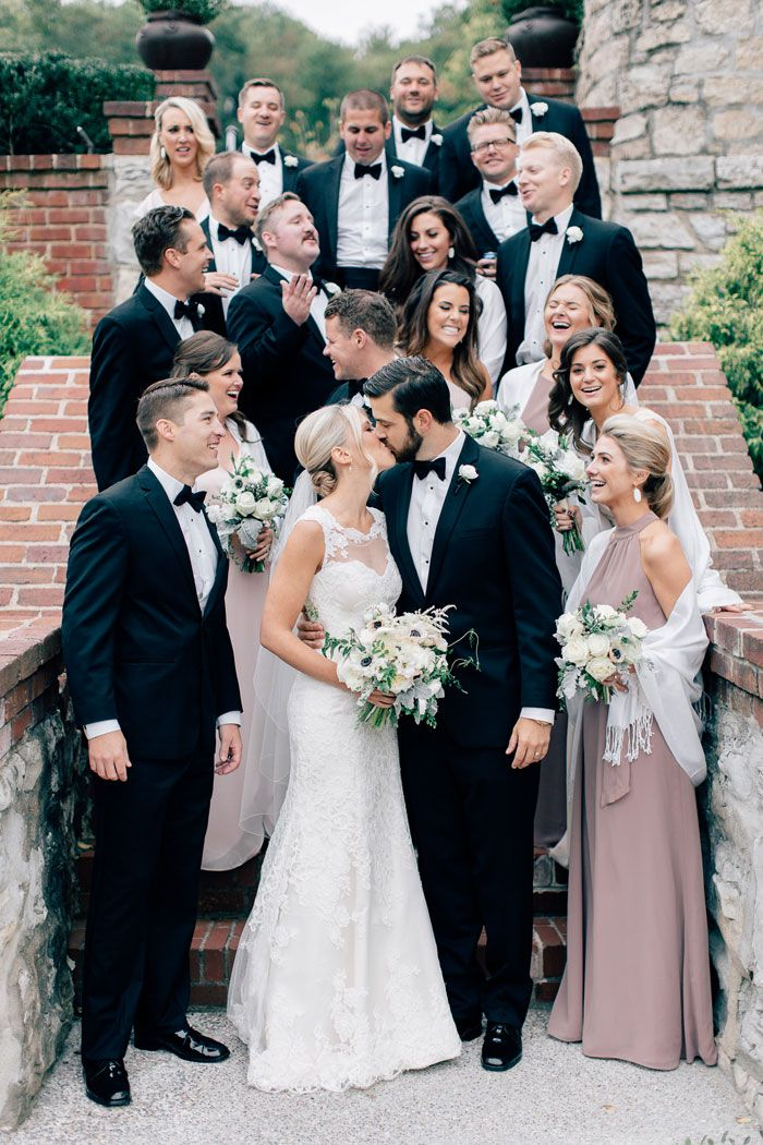 Melissa+and+Eric's+Classic+Wedding+in+Saint+Louis