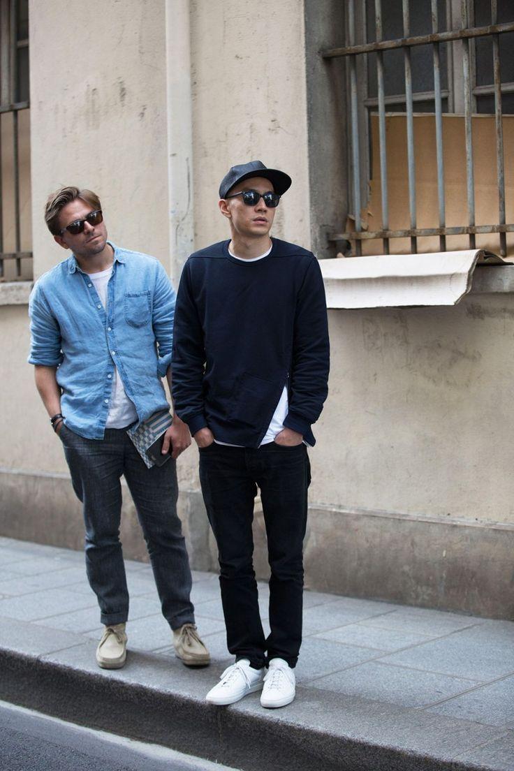 menswear / street style