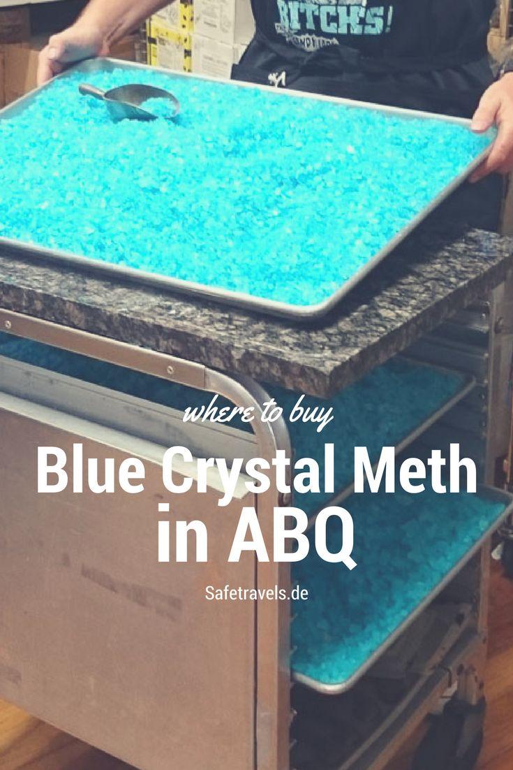 Albuquerque Teil 3 – Wo gibt´s denn bitte das blaue Crystal Meth?