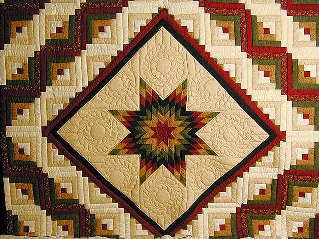 lone star quilt pattern - Google Search Quilting Pinterest