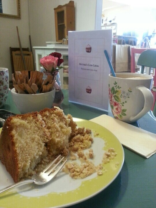 Lovely cafe in St Leonard's on Sea
