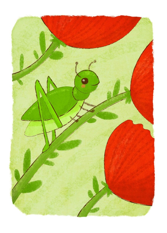 on the grasshopper and cricket essay What might the grasshopper and the bell cricket each come to symbolize in the story i think that the grasshopper symbolizes a girl that a guy would be.