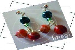 TPM 0000024 Fantasía elaborados en jade, cerámica, cristal de murano