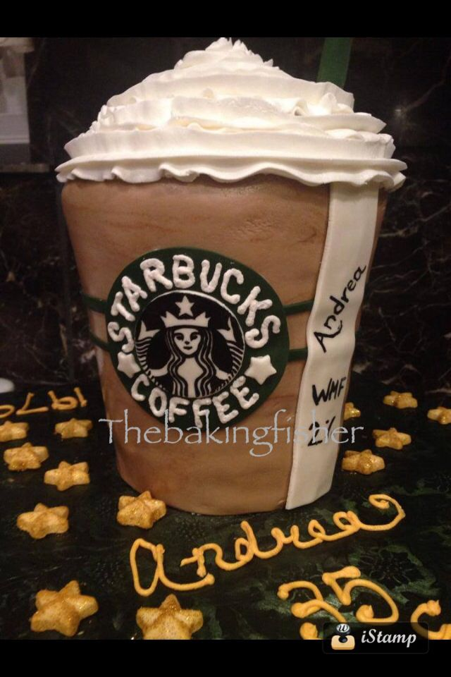 76 best Starbucks Inspired Cup/Cake/Pops&Cookies images on ...
