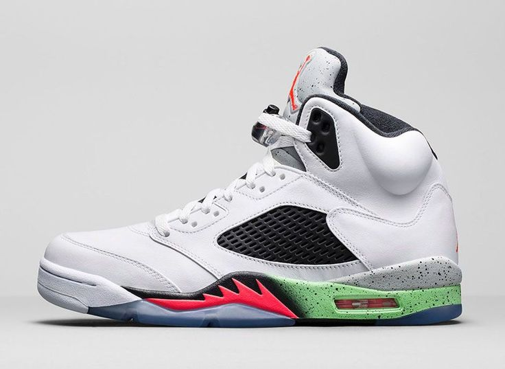 "Air Jordan 5 Retro ""Pro Stars"" (Space Jam) Official Images & Release"