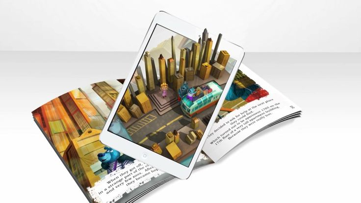 Incredebooks • Augmented Reality Books -#Educate your Children with #Emotion & #Technology