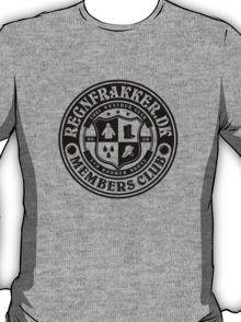 Regnfrakker.dk Members Club T-Shirt by 3xL