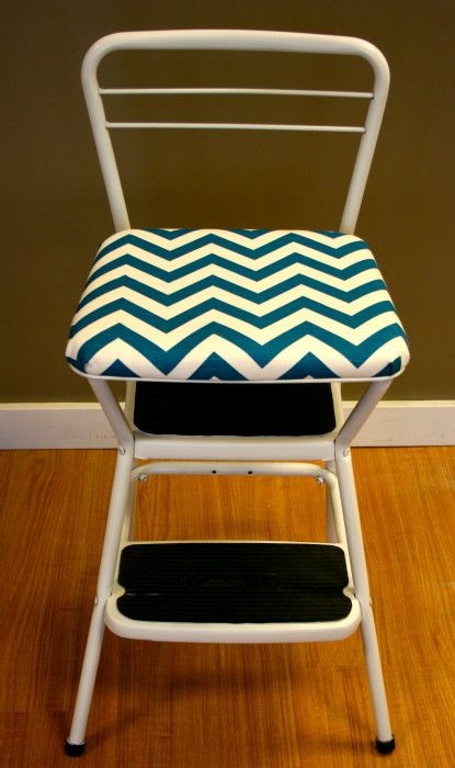 I Ve Been Wanting To Redo My Cosco Chair Easy Tutorial