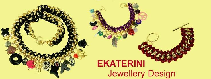 Χειροποιήτα κοσμήματα του οίκου EKATERINI!!!  http://www.kosmima.gr/index.php?manufacturers_id=58