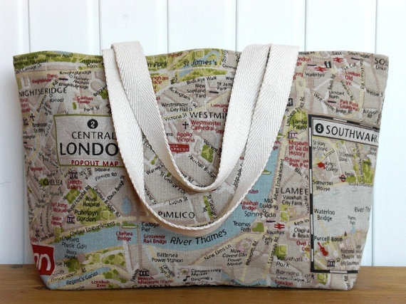 Cotton Tote Bag -