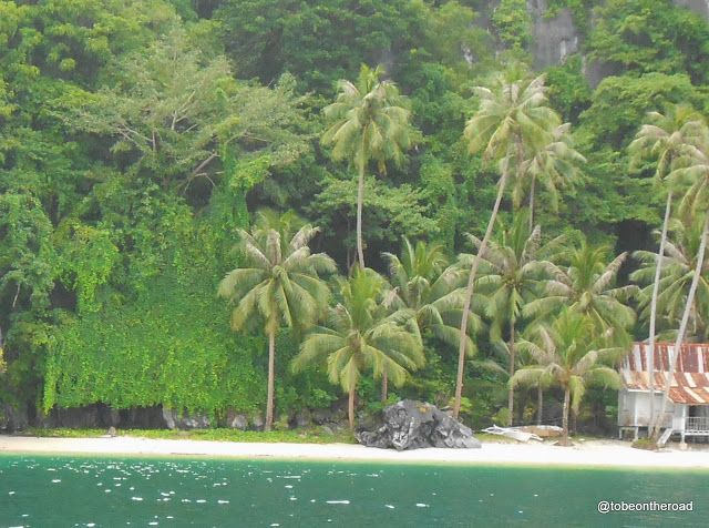 To Be On The Road: TOURS:Paradise Island Tours in El Nido,Philippines