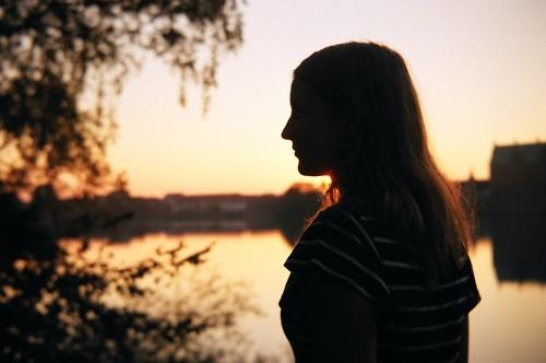 Silhouette (taken with Foigtländer vito CL)