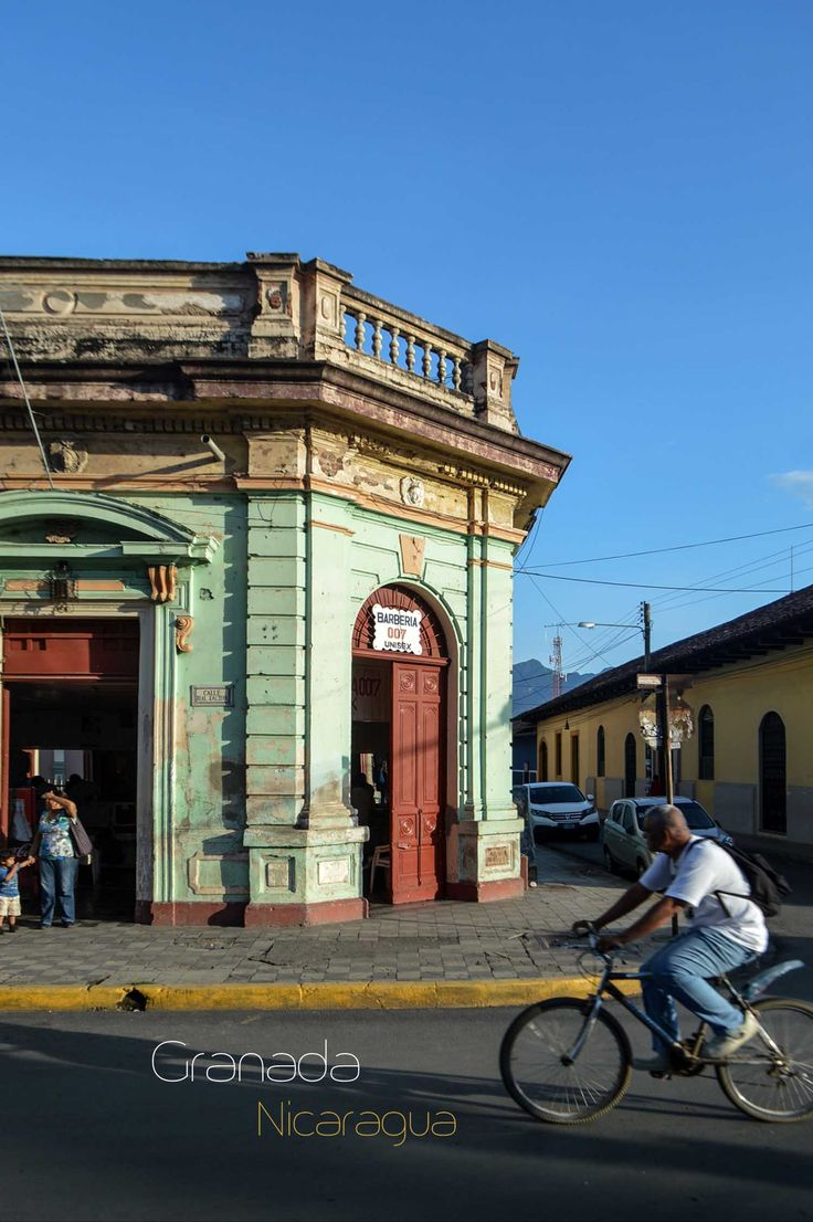 Things to do and where to eat in Granada, Nicaragua | heneedsfood.com