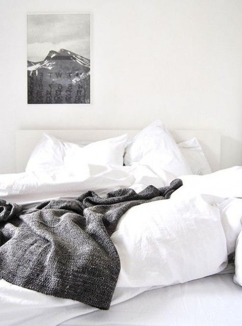 ComfyDwelling.com » Blog Archive » 62 Scandinavian Bedroom Designs That Will Make You Swoon
