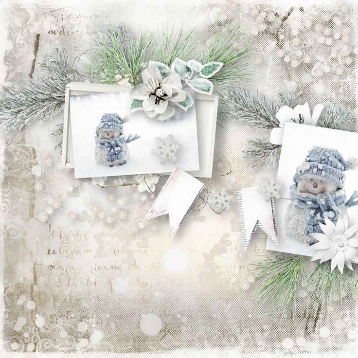 """""""A sweet winter poetry"""" by  Xuxper Designs, http://www.digiscrapbooking.ch/shop/index.php?main_page=product_info&cPath=22_237&products_id=25259&zenid=j69dqf874trlkovnana0r5jgm4, photo Pixabay"""