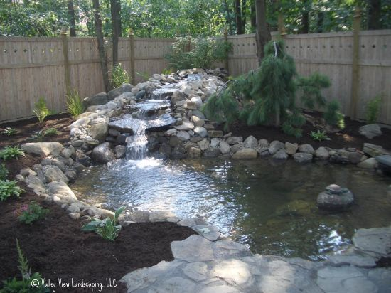 Water Features For Backyards Pictures : Water Features