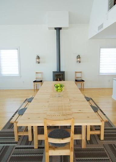 Ikea NORDEN tafel + bankje