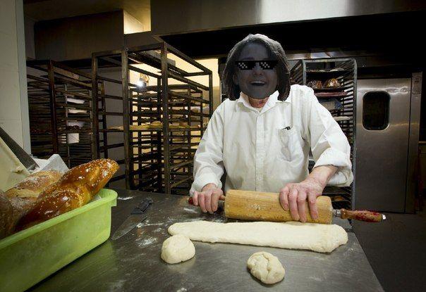 Пекарь года!