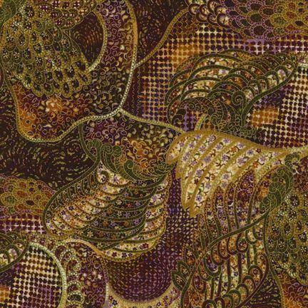 Robert Kaufman - Oriental Traditions 5 EZJM-7161-200 VINTAGE