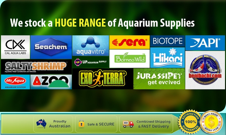 #Justaquatic offers #aquarium tanks for sale with essential list of all brands like API, Aquarian, Marina etc for attaining fish and reptile food.