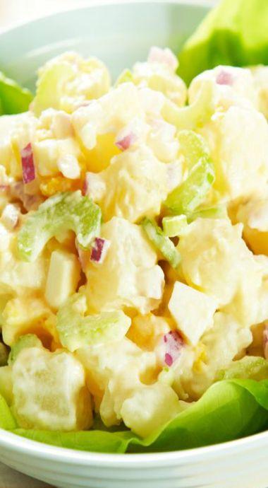 Hellmann's original potato salad