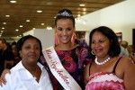 Miss Seychelles, ambasciatrice dele Seychelles Dorothy Furneau, Marymonde Matatiken del Seychelles Tourism Board
