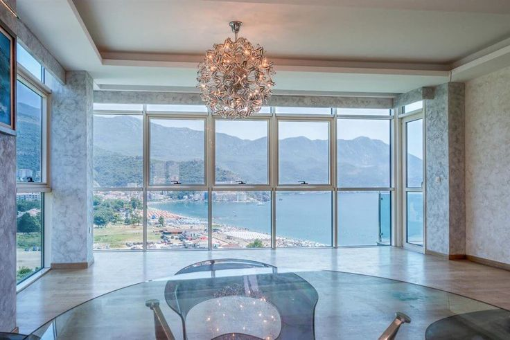 Budva, Becici – two bedroom apartment with panoramic views of the sea | Real Estate Montenegro