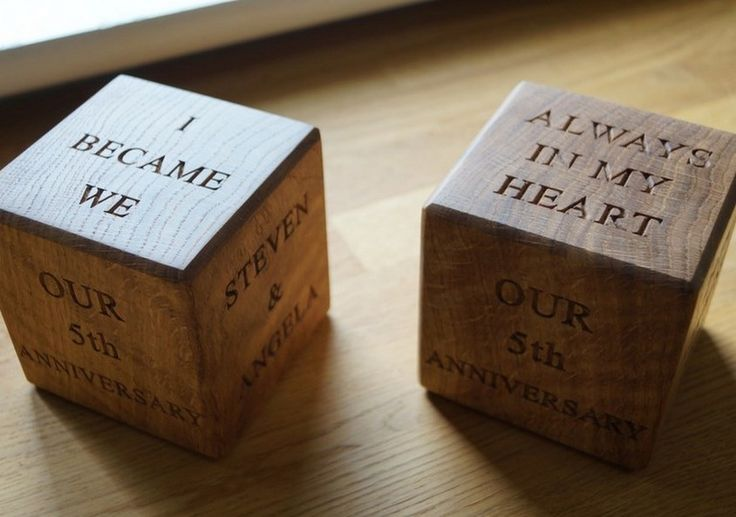 3 Wedding Anniversary Gift Ideas : 5th Anniversary Ideas on Pinterest Anniversary Ideas, Anniversaries ...