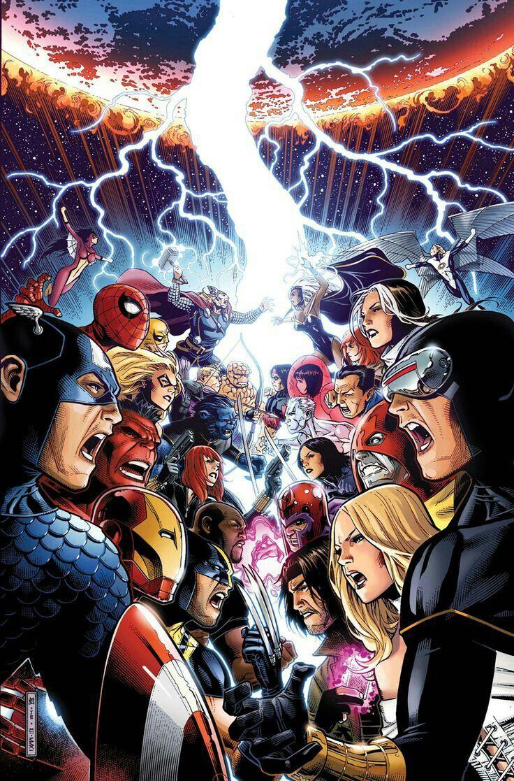 Avengers Vs X Men Marvel Superheroes Marvel Comics Marvel