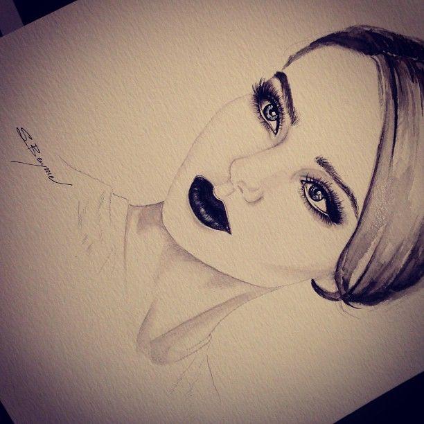Art by STEPHANIE BAYNIE
