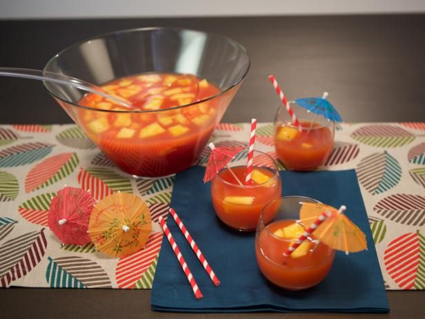 Get Luau Punch Recipe from Cooking Channel