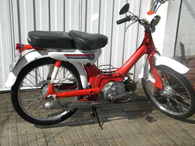 Vendo moto honda 50 exelente estado en Salto, Uruguay - Motos