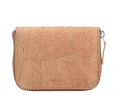 ZIP WALLET - Products - PELCOR - The genuine cork skin