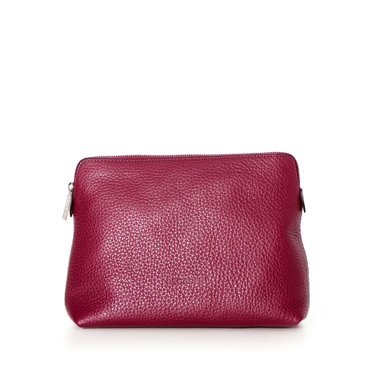 DECADENT 320 X-large cosmetic bag Berry