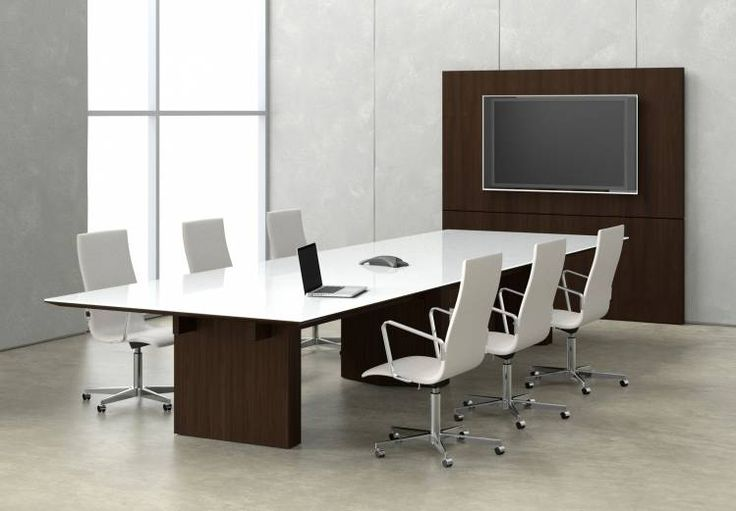 16 best images about modern conference tables on pinterest for Meeting table design 3d