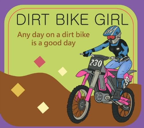 Dirtbike Girl