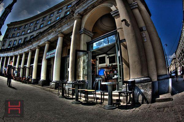 Heritage Shop & Wine Plac Zbawiciela Warszawa
