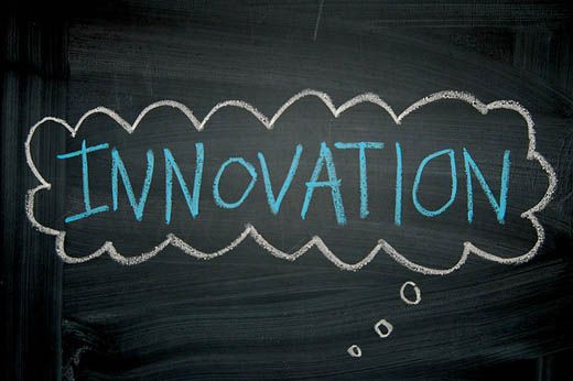 Innovation needs a bit of crazy - how the non-profit sector can encourage ideas & innovative thinking