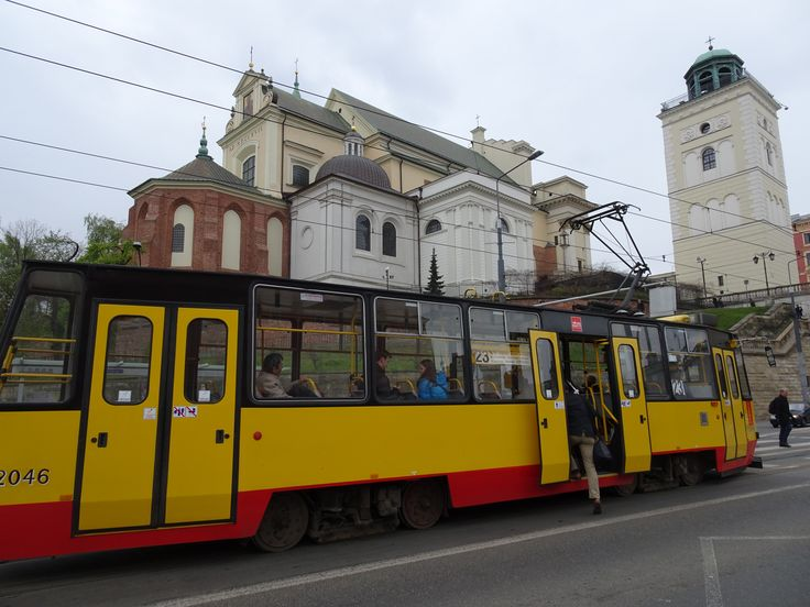 Tram in Old Town