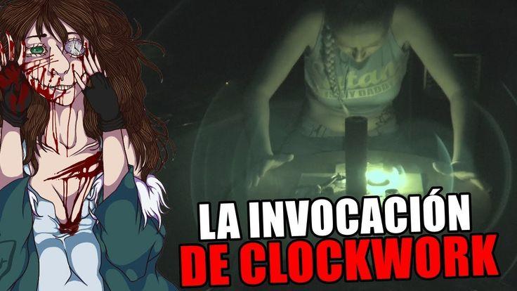 NO DEBES hacer La INVOCACIÓN de CLOCKWORK a las 3 AM