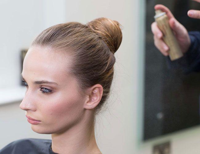 Adam Reed On How To Get The Perfect Ballerina Bun   Grazia Beauty