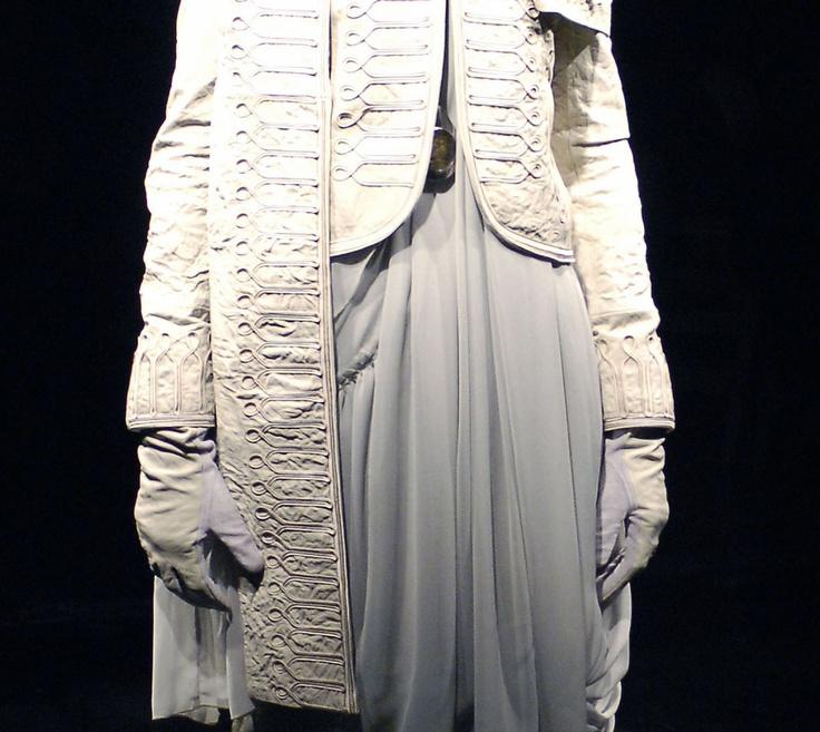combining fabrics: autumn/winter style inspiration by Jun Takahashi / UNDERCOVER