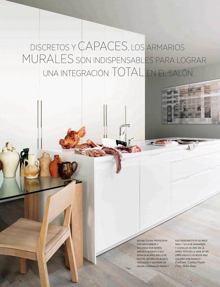 Santos kitchen cocina dise o intra de santos proyectada for Kasa diseno interior